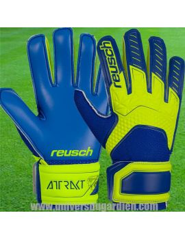 Boutique pour gardiens de but Gants de gardien junior  Reusch - Attrakt SD Open Cuff Junior LTD 5072563-2199 / A101
