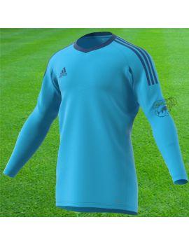 Adidas - Maillot Gardien Manches longues Revigo Bleu ciel AZ5397 Maillots manches longues boutique en ligne Gardien de but