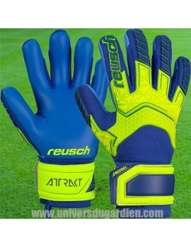 Boutique pour gardiens de but Gants de gardien junior  Reusch - Attrakt Freegel S1 Junior LTD 5072263-2199 / A211