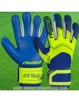 Reusch - Attrakt Freegel S1 LTD 5070263-2199 /  A162 Gants de Gardien de But Reusch boutique en ligne Gardien de but