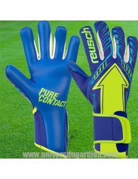 Reusch - Gants Pure Contact Arrow G3 Bleu 5070904-4959 / 213 Gants de gardien Match dans votre boutique en ligne Univers du G...