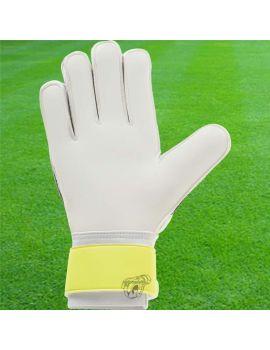 Boutique pour gardiens de but Gants de gardien junior  Uhlsport - Soft Advanced Junior bleu marine / jaune fluo 1011156-01 / 73