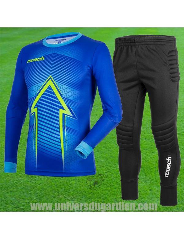 Boutique pour gardiens de but Kit gardien junior  Reusch - Arrow Set Junior Bleu 5040201-4949 / 212