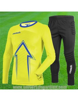 Boutique pour gardiens de but Kit gardien junior  Reusch - Arrow Set Junior Jaune 5040201-2232 / 223