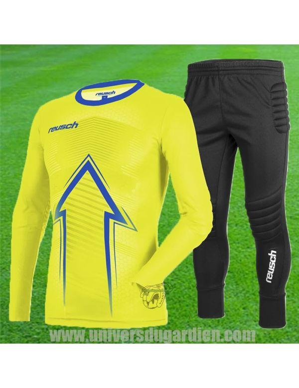 Boutique pour gardiens de but Kit gardien junior  Reusch - Arrow Set Junior Jaune 5040201-2232 / 223