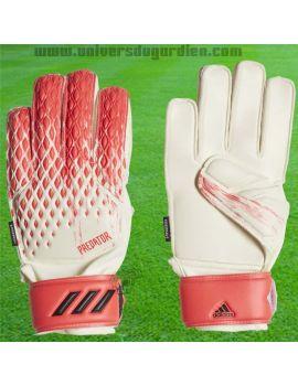 Boutique pour gardiens de but Gants avec barrettes junior  ADIDAS - Gant Predator 20 Match Fingersave Junior FJ5998 / 173