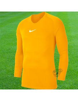 Boutique pour gardiens de but Sous maillots gardien  Nike - Sous maillot Park first Layer Jaune AV2609-739 / 92