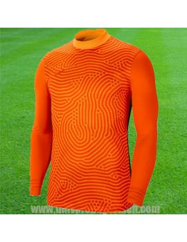 Boutique pour gardiens de but Maillots gardien junior  Nike - Maillot gardien lll Orange Junior BV6743-891 / 35