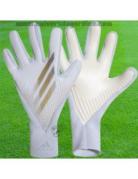 ADIDAS - X 20 Pro Blanc FS0425 / 232 Gants de Gardien Match dans votre boutique en ligne Univers du Gardien