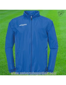 Boutique pour gardiens de but Coupe-vent junior  Uhlsport - Coupe vent Score Rain Bleu Junior 1003352-03