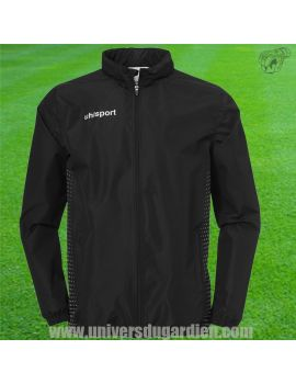 Boutique pour gardiens de but Coupe-vent junior  Uhlsport - Coupe vent Score Rain Noir Junior 1003352-01