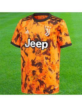 Boutique pour gardiens de but T-shirt et Réplicas Jr  adidas - Maillot Réplica Extérieur Juventus Junior FN1015