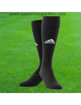 Boutique pour gardiens de but Chaussettes gardien  adidas - Chaussettes Santos 18 Noir CV3588