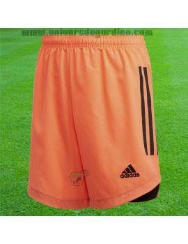 Boutique pour gardiens de but Shorts gardien junior  ADIDAS - Short Condivo 20 Orange Junior FM2698 / 182