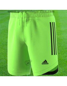Boutique pour gardiens de but Shorts gardien junior  ADIDAS - Short Condivo 20 Vert Junior FM2701 / 182