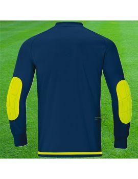 Boutique pour gardiens de but Maillots manches longues  Jako - Maillot Striker 2.0 Gardien de but Bleu Adulte 8905-09 / 53