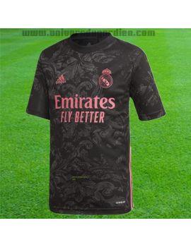 Boutique pour gardiens de but T-shirt et Réplicas Jr  adidas - Maillot Réplica Third Real Madrid Junior FQ7477