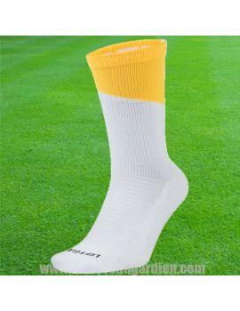 Boutique pour gardiens de but Chaussettes gardien  Nike - Squad Blanc / Jaune CK6577-133