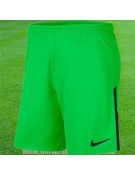 Boutique pour gardiens de but Shorts gardien junior  Nike - Short League Knit ll Vert Junior BV6863-329 / 92