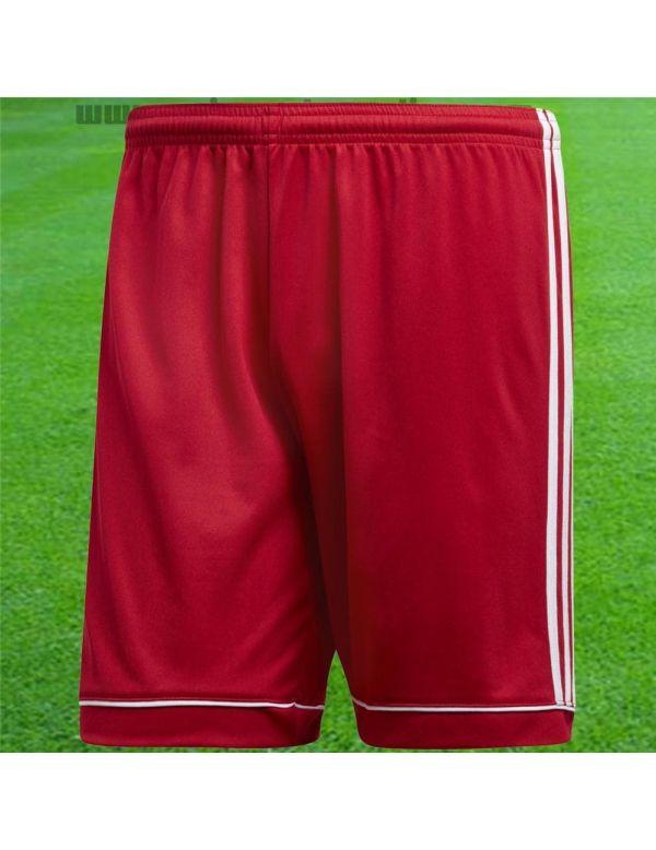 Boutique pour gardiens de but Shorts Joueur (sans protection)  Adidas - Short Squadra 17 rouge BJ9226 / 63