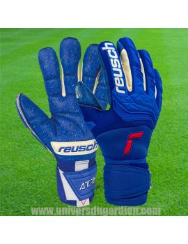 Reusch - Attrakt 21 Freegel Fusion Ortho-Tec Goaliator 5170990-4010 / 223 Gants de Gardien de But Reusch boutique en ligne Ga...
