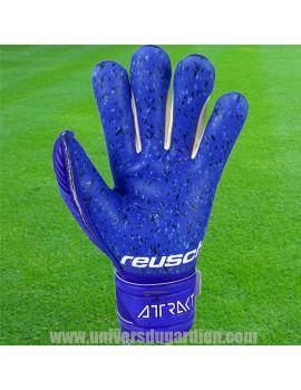 Reusch - Attrakt 21 Fusion Finger Support 5170940-4010 / 101 Gants avec Barrettes protection match boutique en ligne Gardien ...