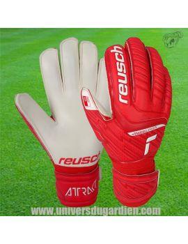 Reusch - Attrakt 21 Grip Finger Support 5170810-3002 / 224 Gants avec Barrettes Entraînement boutique en ligne Gardien de but