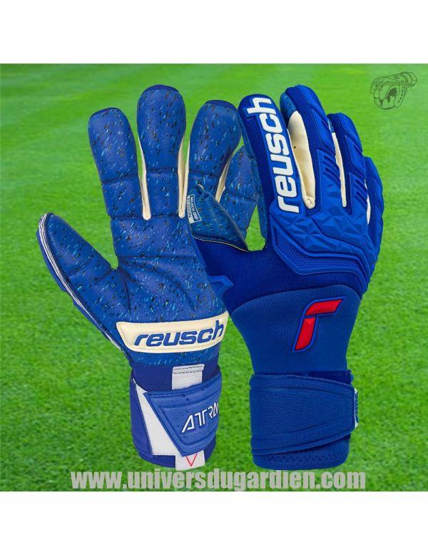 Reusch - Attrakt 21 Freegel Fusion Goaliator 5170995-4010 / 223 Gants de Gardien Match boutique en ligne Gardien de but