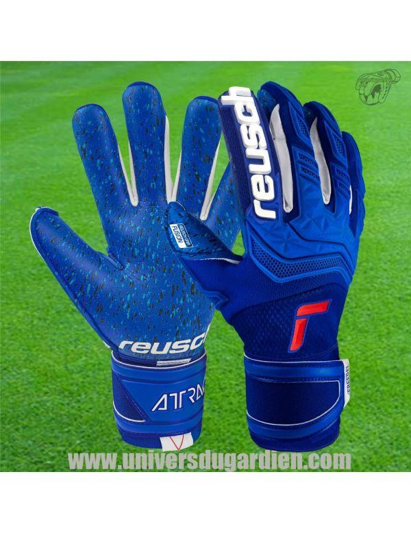 Reusch - Attrakt 21 Freegel Fusion 5170965-4010 / 43 Gants de Gardien Match boutique en ligne Gardien de but