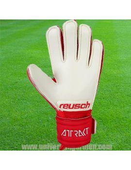 Boutique pour gardiens de but Gants de gardien junior  Reusch - Attrakt 21 Silver Junior 5172215-3002 / 273