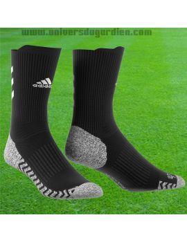 Boutique pour gardiens de but Chaussettes gardien  adidas - Chaussettes Alphaskin Traxion Noir FS9761