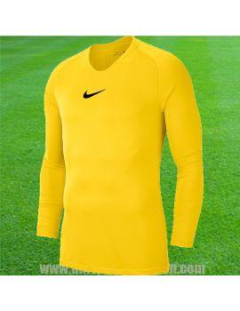 Boutique pour gardiens de but Sous maillots gardien  Nike - Sous maillot Park first Layer Jaune Clair AV2609-719 / 92