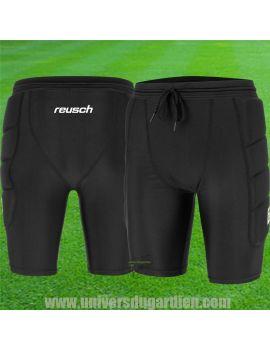 Boutique pour gardiens de but Sous-short gardien  Reusch - Compression Short Soft Padded 2021 Noir 5118500-7700 / 281