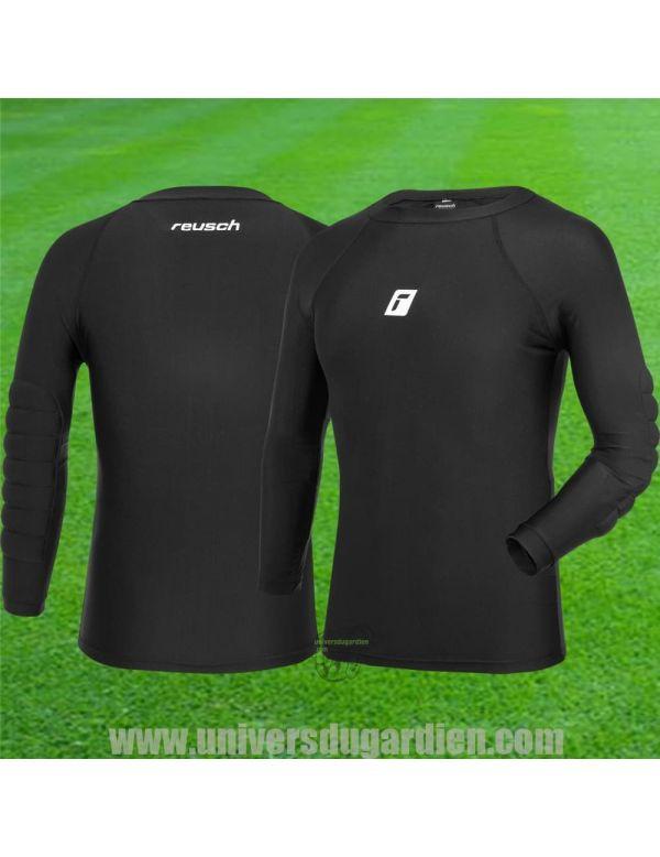 Reusch - Compression Shirt Soft Padded 2021 Noir 5113500-7700 / 281 Maillots manches longues boutique en ligne Gardien de but