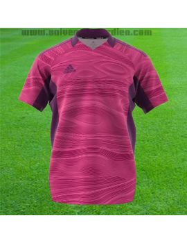 adidas - Maillot manches courtes Condivo 21 Rose GT8428 / 65 Maillot manches courtes boutique en ligne Gardien de but
