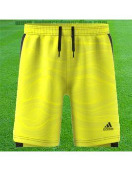 Boutique pour gardiens de but Shorts Joueur (sans protection)  adidas - Short GK Codivo 21 Jaune GG3764 / 62