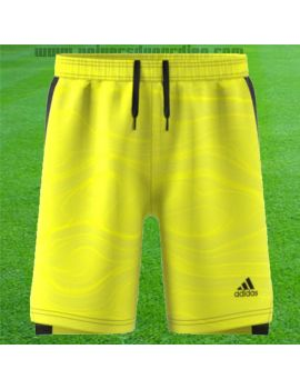 Boutique pour gardiens de but Shorts Joueur (sans protection)  adidas - Short GK Condivo 21 Jaune GG3764 / 62