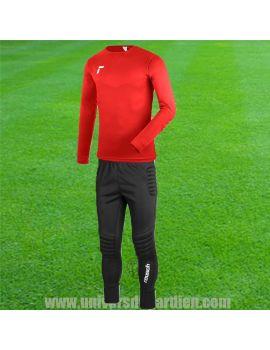 Boutique pour gardiens de but Kit gardien junior  Reusch - Set Match Junior Rouge 5040200-3002 / 273