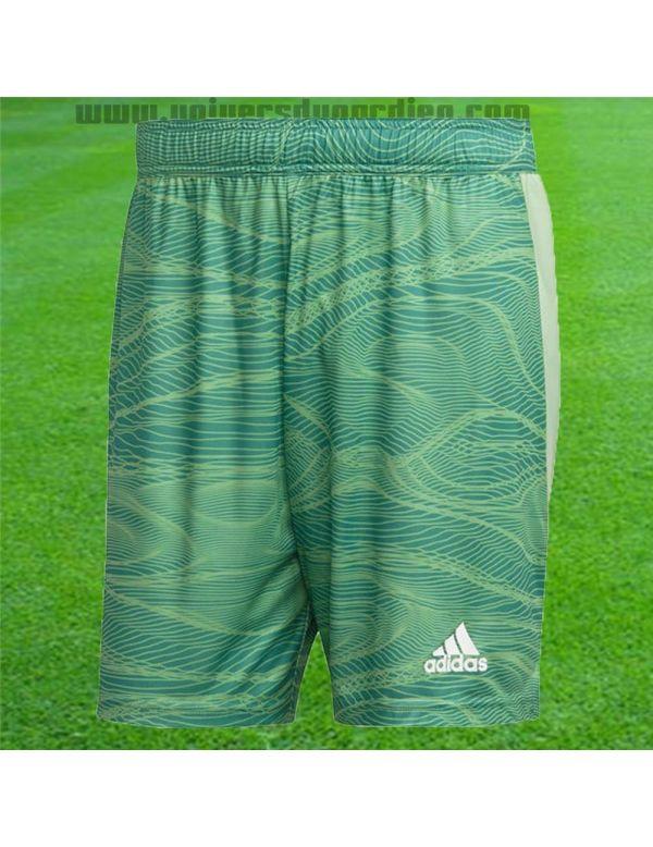 Boutique pour gardiens de but Shorts Joueur (sans protection)  adidas - Short GK Condivo 21 Vert GT8409 / 62