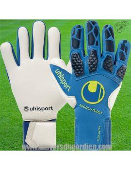 Uhlsport - HYPERACT Absolutgrip Reflex 1011233-01 / 133 Gants de Gardien Match boutique en ligne Gardien de but