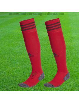 Boutique pour gardiens de but Chaussettes gardien  adidas - Adisock 21 Rouge GN2984