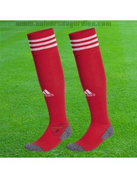 Boutique pour gardiens de but Chaussettes gardien  adidas - Adisock 21 Rouge Blanc GN2992