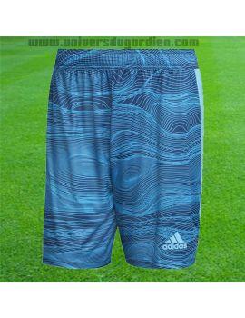 Boutique pour gardiens de but Shorts gardien junior  adidas - Short GK Condivo 21 Bleu Junior GT8401 / 232
