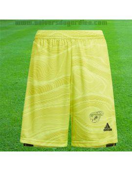 Boutique pour gardiens de but Shorts gardien junior  adidas - Short GK Condivo 21 junior jaune GG3767 / 55