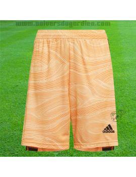 Boutique pour gardiens de but Shorts gardien junior  adidas - Short GK Condivo 21 junior orange GJ7683 / 55