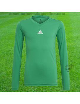 Boutique pour gardiens de but Sous-short et sous maillots gardien Junior  adidas - Team Base TEE VERT Junior GN7515 / 231