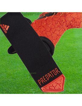 Boutique pour gardiens de but Gants de gardien junior  ADIDAS - Predator GL PRO Junior Solar Red GR1537 / 157