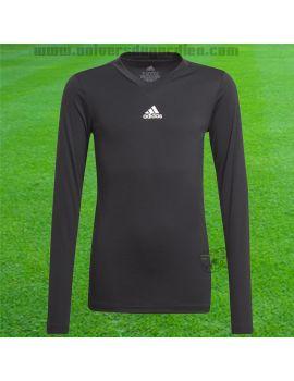 Boutique pour gardiens de but Sous-short et sous maillots gardien Junior  adidas - Team Base TEE NOIR Junior GN5710 / 181