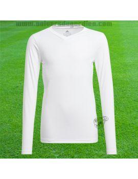 Boutique pour gardiens de but Sous-short et sous maillots gardien Junior  adidas - Team Base TEE BLANC Junior GN5713 / 111