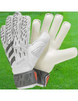 Boutique pour gardiens de but Gants avec barrettes junior  ADIDAS - Gant Predator 21 Match Fingersave Junior GS4037 / 121